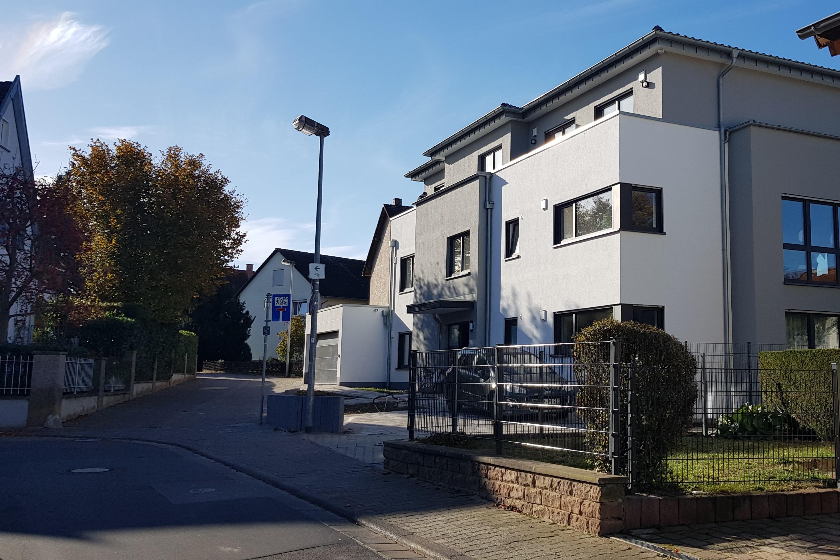 Neubau Mehrgenerationenhaus Mainz- Ebersheim Straße_2